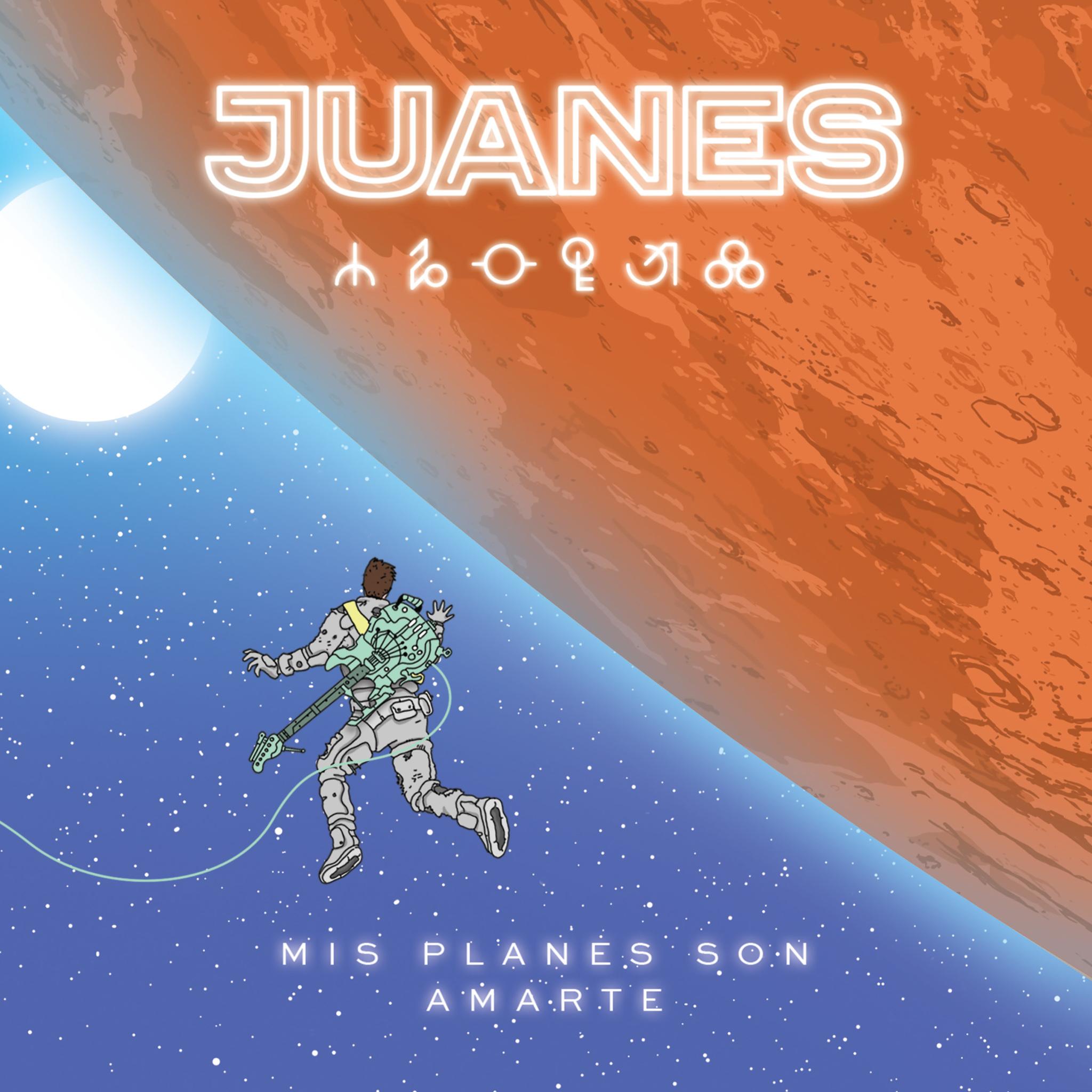 Mis planes son para amarte Juanes