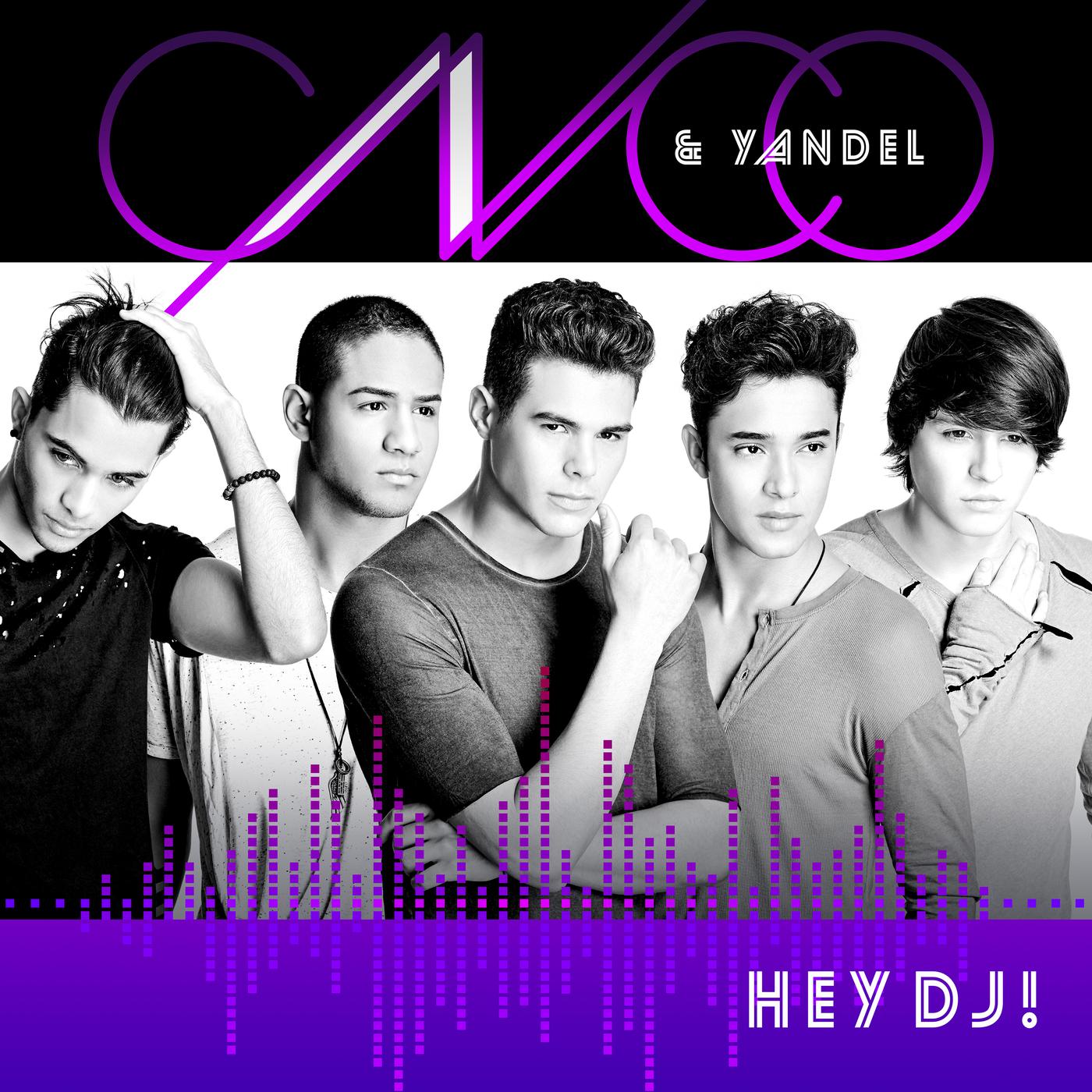 CNCO - Hey DJ