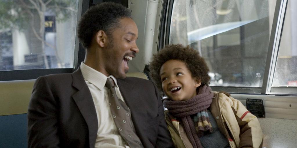5 Frases Memorables De La Película En Busca De La Felicidad