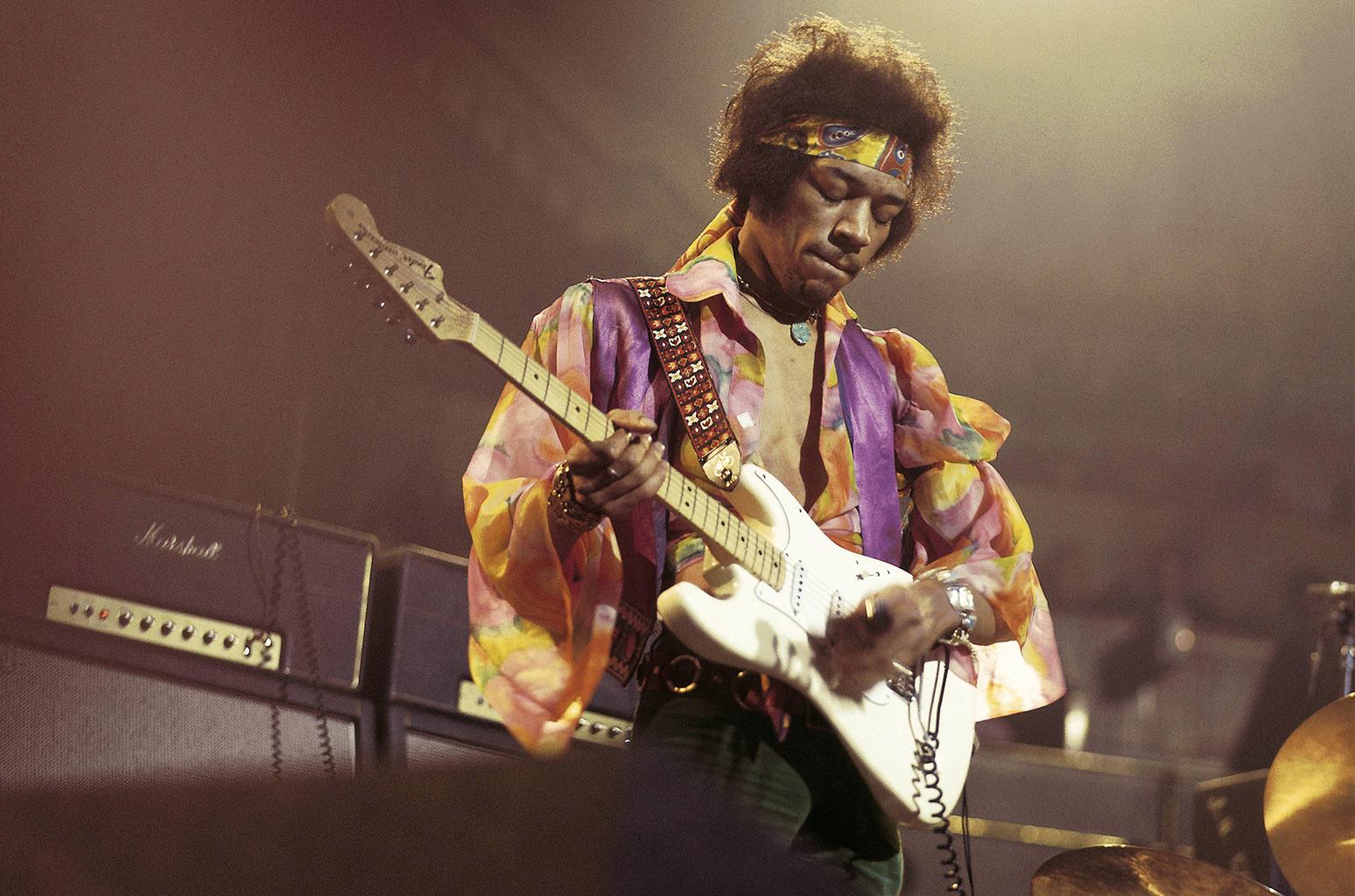 Las Frases Más Psicodélicas Del Legado De Jimi Hendrix